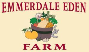 emmerdale eden farm logo